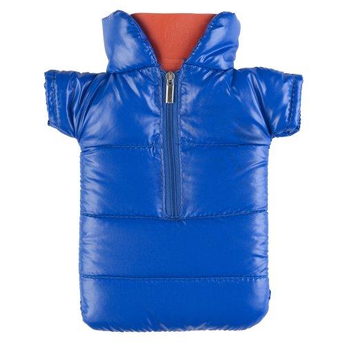 Heizung-Jacke blau
