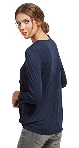 TOM TAILOR Damen T-Shirt Viscose Mix Blouse Shirt Abbildung 2