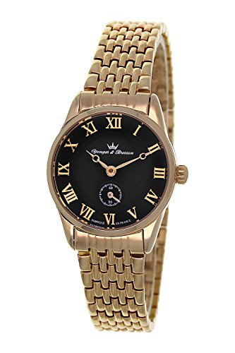 YONGER&BRESSON Women's Watch DMP 078/AM