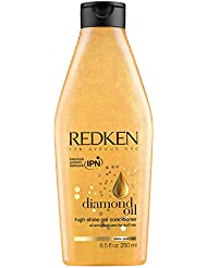 Redken  Diamond Oil High Shine Conditioner, 1er Pack (1 x 250 ml)