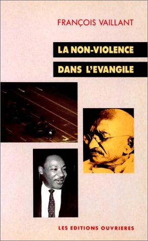 Non-violence dans l'évangile