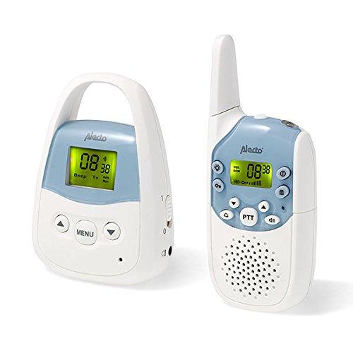 in Der Elterneinheit Baby SchöN Alecto Dbx-88eco Babyphone Gebraucht Mit Neuen Akkus Sicherheit