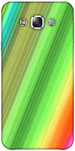 Snoogg Rainbow Power 2400 Designer Protective Back Case Cover Forsamsung Gala...