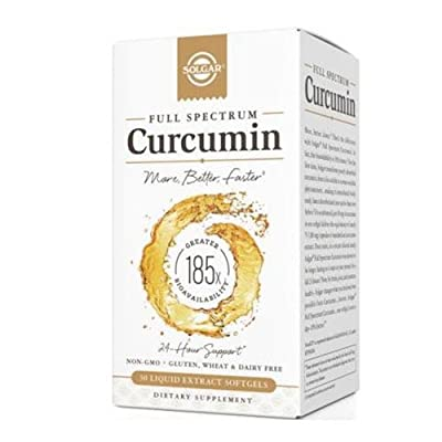 Curcumin, 60 Liquid Extract Softgels - Solgar - UK Seller from Solgar