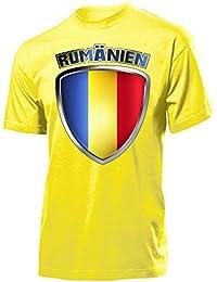 RUMÄNIEN FANSHIRT - Herren T-Shirt Gr.S bis XXL