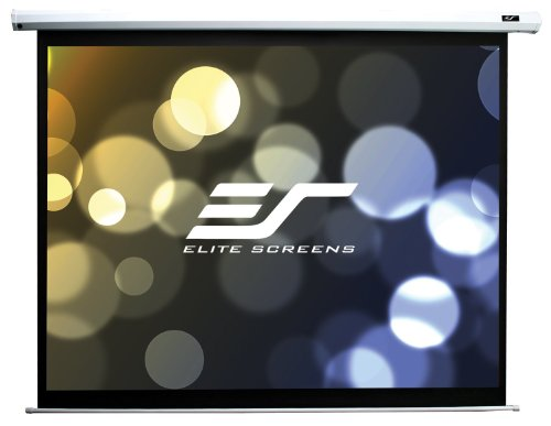 Elite Screens Electric100XH Spectrum Series Leinwand (Diagonal 254 cm (100 Zoll), Format 16:9) - Diagonale Elite Screens