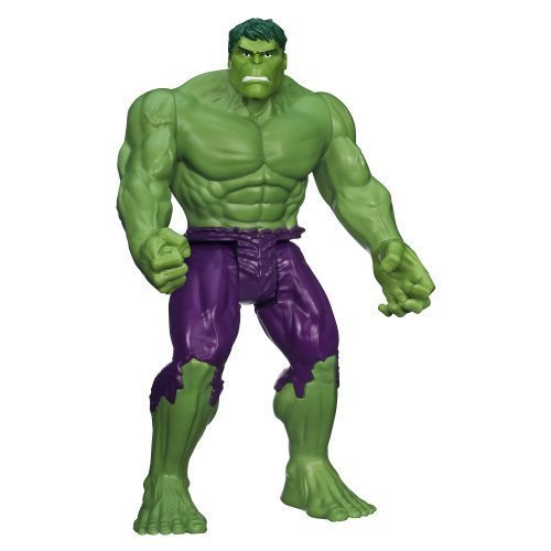 Marvel Avengers Titan Hero Series Hulk Action Figure, 12-inch By Marvel By Marvel Picture