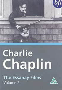 Charlie Chaplin - The Essanay Films - Vol. 2 [1915] [DVD]