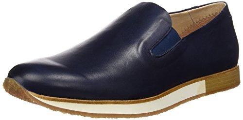 Neosens S591 Restored Skin Midnight/Greco, Chaussures Derby Homme Bleu (Midnight)