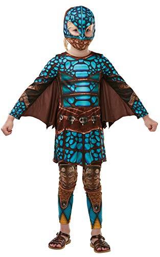 Rubie's 641473S How to Train your Dragon Fancy Dress Jungen mehrfarbig