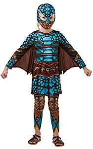 Rubies 641473S How to Train Your Dragon Fancy Dress, Niños, Multicolor