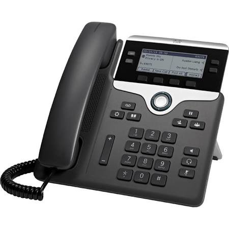 Image of Cisco IP Phone 7841 for 3rd Party Call Control