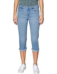 edc by ESPRIT Damen Straight Jeans