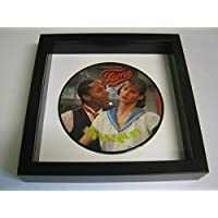 """The Kids From Fame - Mannequin - Wall Framed 7"""" Vinyl Record"""