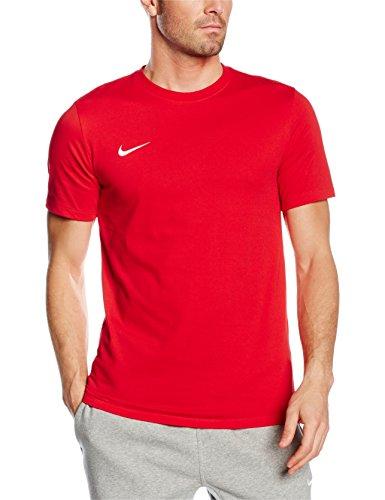 Nike Herren T-shirt Club Blend, Rot (university red/university red/white), M