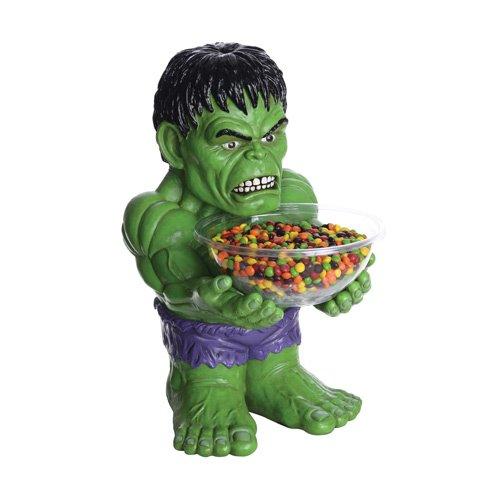 Der unglaubliche Hulk Süßigkeiten Schüssel-Halter (Der Hulk Halloween)