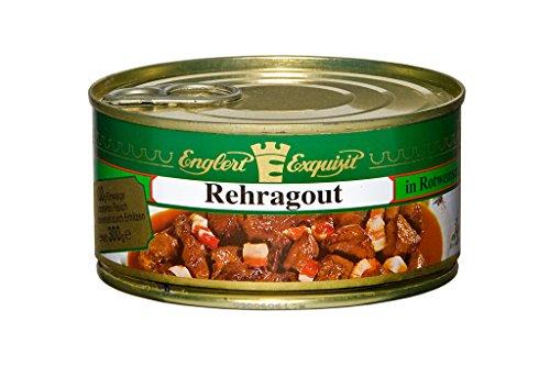 ENGLERT Rehragout/Dose, 2er Pack (2 x 300 g)