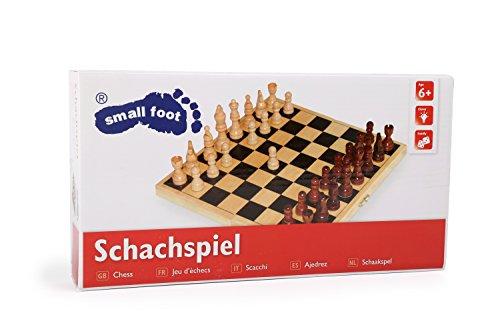 Legler-Schachspiel-aus-Holz-hochwertige-Ausfhrung-aufklappbare-Holzkassette-mit-32-Schachfiguren-ideal-zum-Mitnehmen