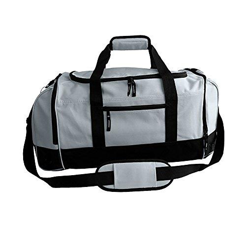 ID Large Sport Tasche, 40 Liter Schwarz