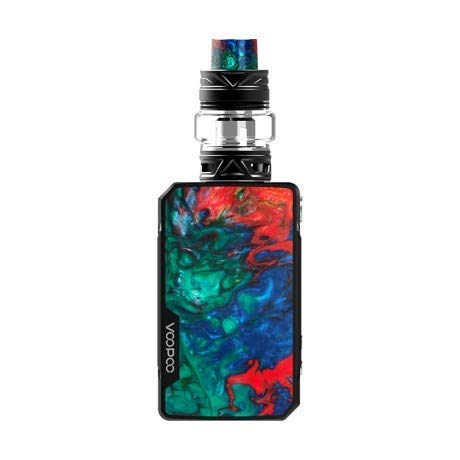 Kit de cigarrillos electrónicos, VOOPOO Drag Mini Kit original 4400mAh con Drag 2 Mod batería 2ml UFORCE T2 Tank y kit de Vapeo de Firmware actualizado.