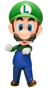 Good Smile Super Mario?: Luigi Nendoroid Figure