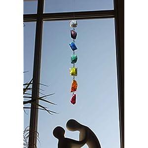 Chakrakette Fensterschmuck Deko zum Aufhängen
