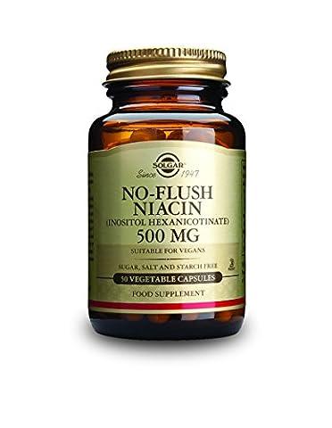 550 mg de niacine rougissant NO 50 CAP.