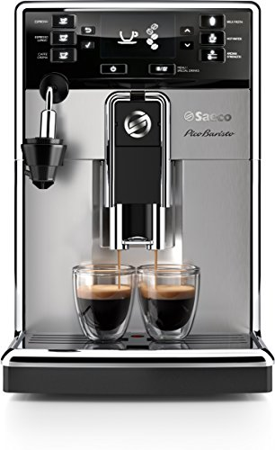 Saeco HD8924/01 Macchina Espresso Automatica Picobaristo Cappuccinatore Automatico