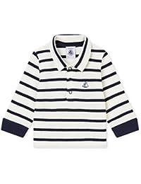 Petit Bateau Baby-Jungen Poloshirt