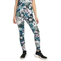 adidas 3 Stripes Mallas, Mujer, Multicolor, 38