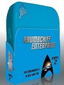 Star Trek - Raumschiff Enterprise: Staffel 2 (Classic, 7 DVDs)