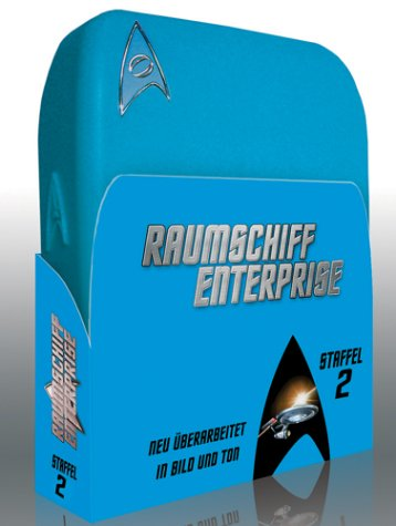Star Trek - Raumschiff Enterprise: Staffel 2 (Classic, 7 DVDs)