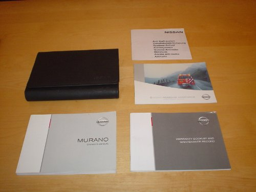 nissan-murano-owners-manual-handbook-c-w-wallet-2002-2007-35-litre-engine-owners-hand-book-manual