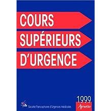 Cours supérieurs d'urgence, 1999
