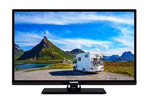 Telefunken XH24E101V 61 cm (24 Zoll) Fernseher (HD ready, Triple-Tuner, 12V)