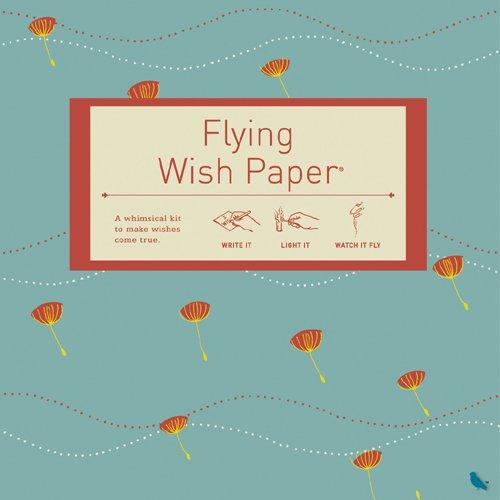 Preisvergleich Produktbild Flying Wish Paper Papier Puffs, Large