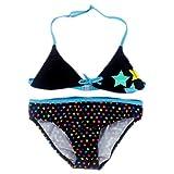 IPBEN Babyblume - Costume da Bagno per Bambina, con Nappine 176 16 Anni