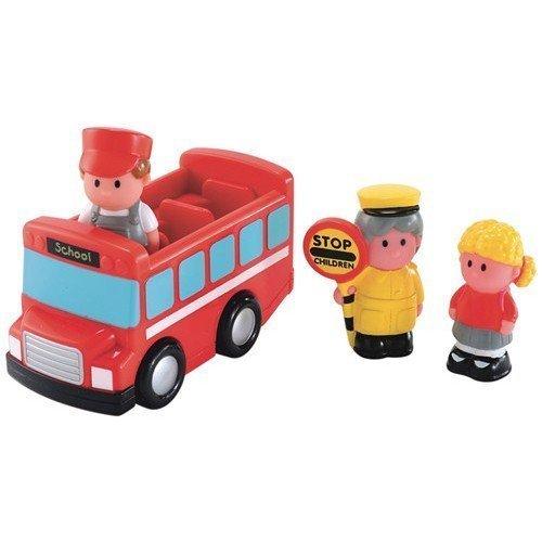 Image of HappyLand School Bus
