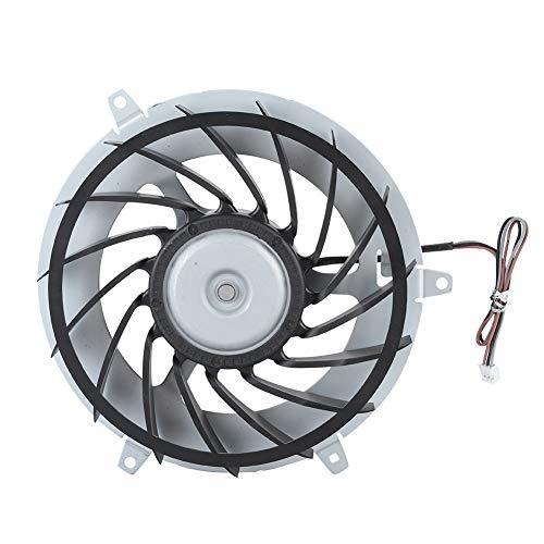 Bewinner Lüfter für PS3, Windstärke, superschnelle Wärmeableitung, geräuscharmer Wärmeableitungslüfter für PlayStation3 (Playstation3-fan)