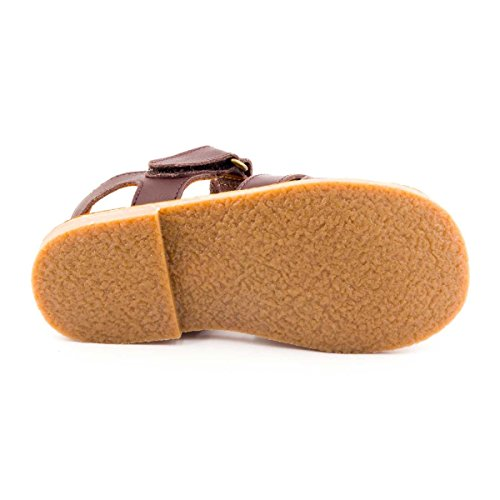 Boni Ullysse - sandale garçon Marron