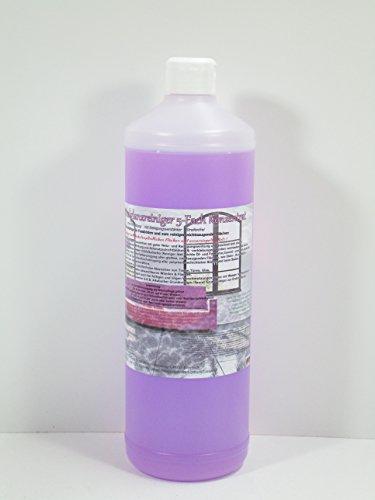 Bodenreiniger Roboter (A.K.B. Glanzreiniger Konzentrat (idealer Bodenreiniger, Hartbodenreiniger ), 0234 (1 L Flasche))