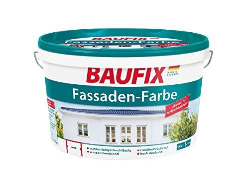 Baufix Fassaden Farbe