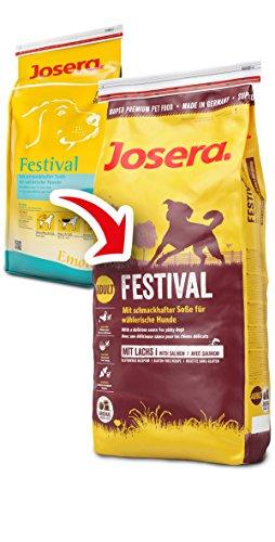 Josera Festival Hundefutter mit Lachs - 4