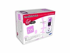 Virgin Mobile Pack prêt à téléphoner Samsung E2210 Hello Kitty