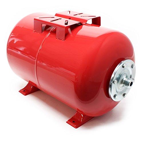 Ausdehnungsgefäß 50 L für Hauswasserwerke und Druckerhöhungsanlagen mit EPDM Membran für Trinkwasser (Ausdehnungsgefäß Kessel)
