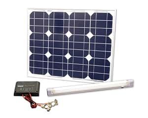 Süd Solar 03030 Solarstromset 30 Watt