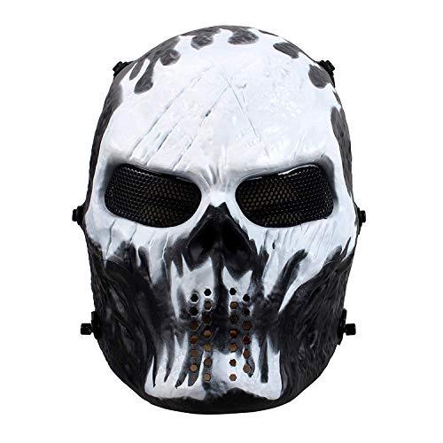 StillCool Maske Halloween Maske Maskerade Karneval Partei Masken -