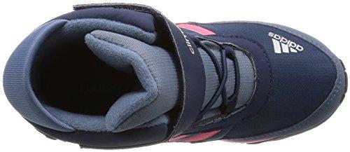 adidas ® CW Adisnow SCF CP K chaussures d'hiver enfants collegiate navy/bahia pink s14/tech ink f16