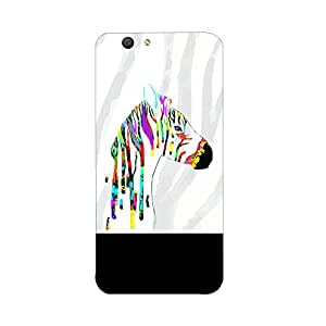 Phone Candy Designer Back Cover with direct 3D sublimation printing for Oppo F1S