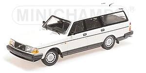 MINICHAMMPS 155171412 - Coche en Miniatura, Color Blanco